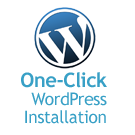 One-Click WordPress Installation